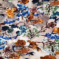 Флок мебельная ткань антикоготь ширина 150 см, фото 1