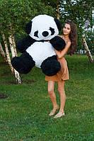 Большая плюшевая панда 150 см. Мишка панда