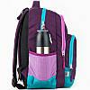 Рюкзак школьный для девочки GoPack Lama фиолетовый 113M-4, фото 5