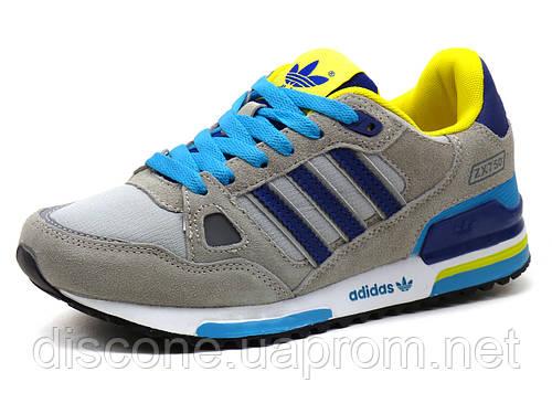 Кроссовки Adidas ZX750 унисекс, комбинированные