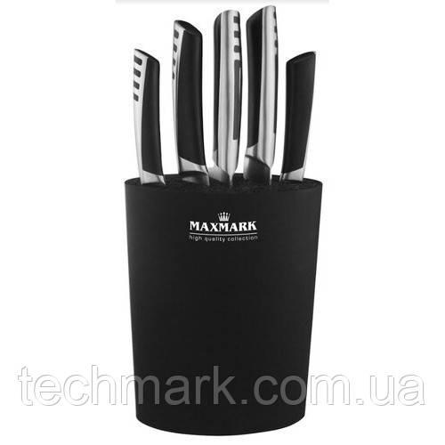 Набор кухонных ножей MAXMARK MK-K06 ( из 6 предметов.)