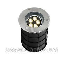 Светильник грунтовый с поворотным светодиодом Leolux 10 Вт IP67