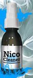 Nico Cleaner - спрей для очистки лёгких от табачного дыма (Нико Клинер), фото 2