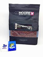Пеллетс CCMoore Bloodworm Pellets (мотыль) 6mm 1 kg