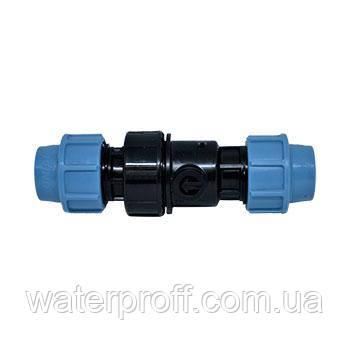 Обратный клапан зажимной 32 Unidelta, фото 2
