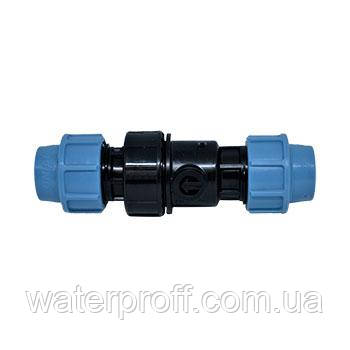 Обратный клапан зажимной 63 Unidelta, фото 2