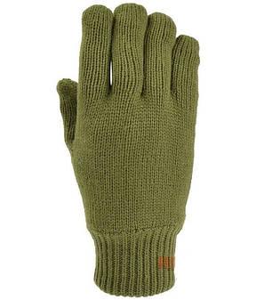 Перчатки акриловые, утеплитель Thinsulate MilTeс Olive 12531001, фото 2