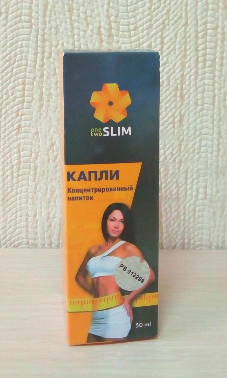 OneTwo Slim - Капли для похудения (ВанТу Слим)