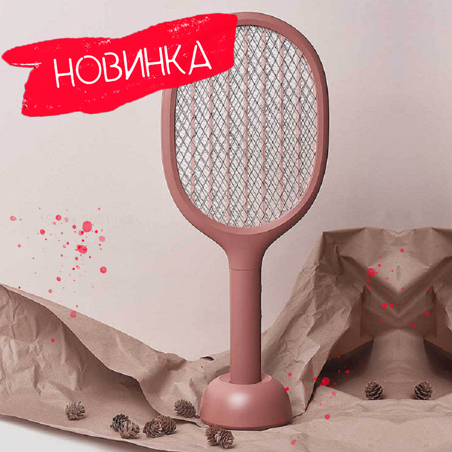 Електрична мухобійка | Электрическая мухобойка XIAOMI MIJIA SOLOVE P1