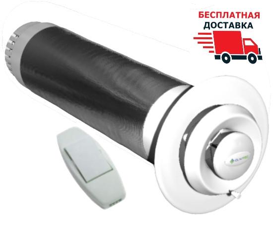 Рекуператор Climtec РД-100 БАЗА (V-40м3/ч, S-15м2)
