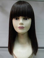 Парик Ручной работы с имитацией кожи головы из Натуральных славянских волос