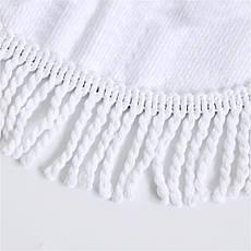 Пляжный коврик из микрофибры Тропический цветок, фото 3