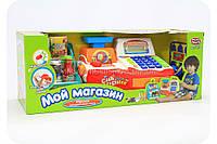 Детский кассовый аппарат «Мой магазин» 7256, фото 1