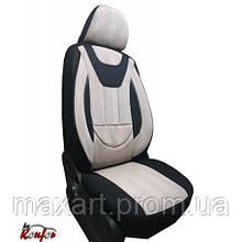 Чехлы на сидения BestKomfort COTTON 2+1 (004)