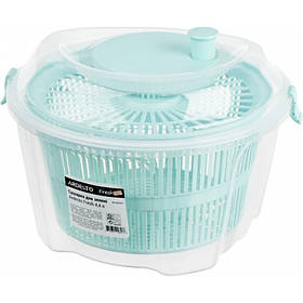 Сушилка для зелени ARDESTO Fresh 4,4 л голубая (AR1603TP)