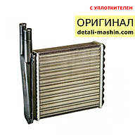 Радиатор отопителя Калина 1117 1118 1119 алюминиевый Пекар (радиатор печки)