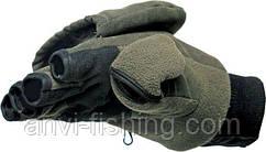 Перчатки-варежки Norfin Magnet - отстёгивающиеся с магнитом Размер L