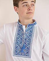 Подростковая сорочка с вышивкой - 13,14,15,16 лет, фото 3