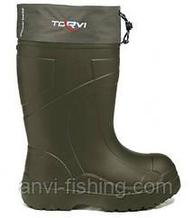 Сапоги для зимней рыбалки и охоты из ЭВА TORVI T -60°C Размер 40/41