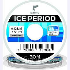 Леска для зимней рыбалки Salmo ICE Period Диаметр 0,08 мм - 0.81 кг