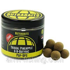 Бойлы плавающие Nutrabaits Trigga Pineapple N-Butyric Диаметр 12 мм