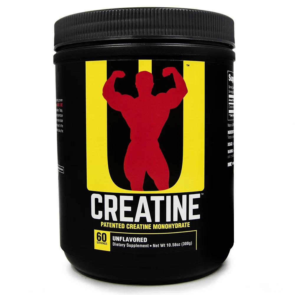 Креатин Creatine Monohydrate Powder Universal Nutrition 300 г