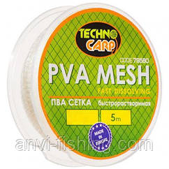 ТехноКарп PVA сетка быстрорастворимая - 5 метров 15 мм