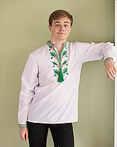 """Вышиванка для подростков """"Дубовый гай"""", фото 2"""