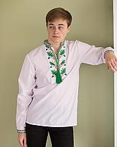 """Вышиванка для подростков """"Дубовый гай"""", фото 3"""