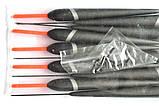 Поплавок Kaida для рыбалки, глухой, 17см, вес 2,5г, фото 2