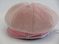 Кепка нерпа розовый цвет