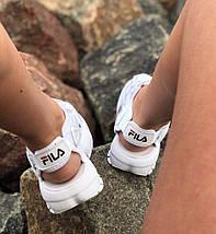 Сандалии женские Fila Disruptor Sandals (3 ЦВЕТА!), босоножки fila, женские сандалии фила, фото 2