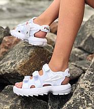 Сандалии женские Fila Disruptor Sandals (3 ЦВЕТА!), босоножки fila, женские сандалии фила, фото 3