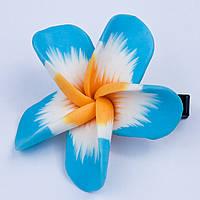 Заколка для волос Цветок