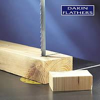 Пилы ленточные по дереву столярные узкие 8×0,65 Flexback Dakin-Flathers