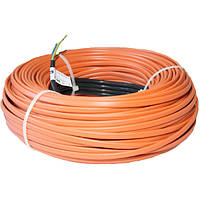 Двухжильный кабель для теплого пола ratey TIS 200Вт 11 м.п. (1,1 м2)