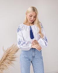 Блузка вышиванка женская - Звезда