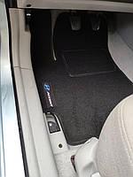 Текстильные ковры в салон Hyundai Accent III (2005-2010) ворсовые