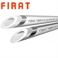 Труба полипропиленовая Firat Stabi 40 PN20 армированная алюминием