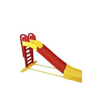 Горка большая Doloni Toys Красная (bc-fl-1004)