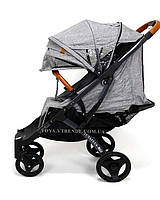 Прогулочная коляска Yoya Max 2020 серый
