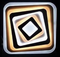 Светодиодный светильник VELMAX V-CL-POKER, 120W, smart, 3000K-6500K, 8500Lm, пульт ДУ