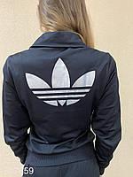 Женская кофта Adidas DS logo firebird