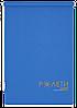 Ролета тканевая Е-Mini Лен 874 Синий, фото 2