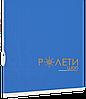 Ролета тканевая Е-Mini Лен 874 Синий, фото 4