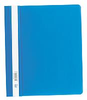 Скоросшиватель А5 Buromax синий, BM.3312-02