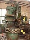 Верстат токарно-карусельний мод. 1512, 1979 робочий, фото 7