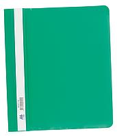 Скоросшиватель А5 Buromax зеленый, BM.3312-04