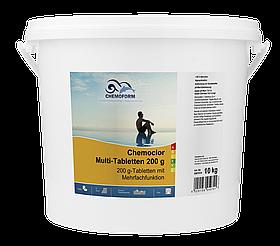 Все–в–одному мульти–таблетки Chemoform (200 г), 10 кг