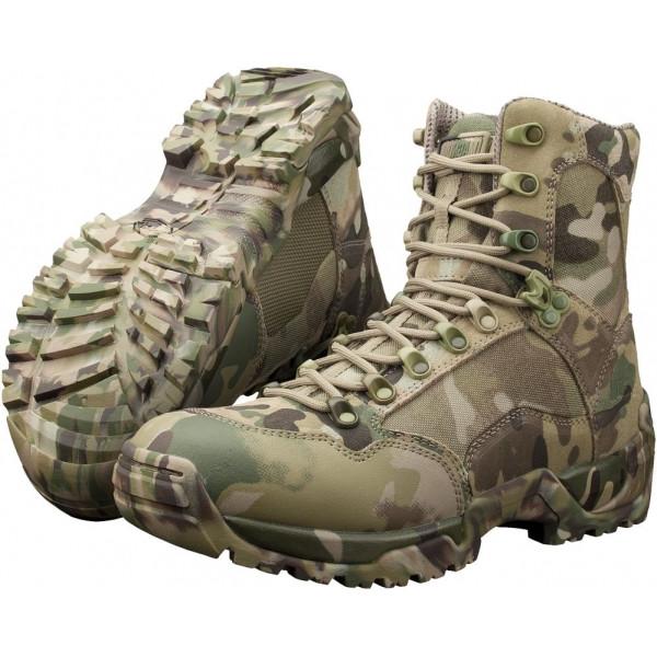 Берцы и кожаные ботинки